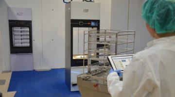 Robot til sterilcentraler på danske og udenlandske hospitaler