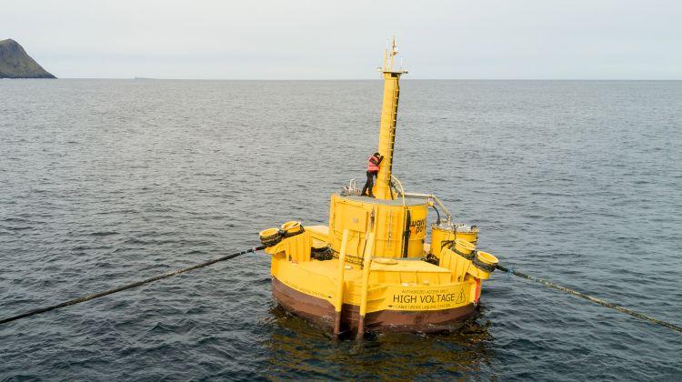 NKT tester innovative kabler til bølgeenergi