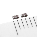 Compact feedthrough filter with highest capacitance