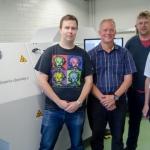 EP-Teq installerer Finlands kraftigste røntgenmaskine hos Geological Survey of Finland