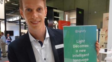 """Philips Lys bliver til """"Signify"""""""