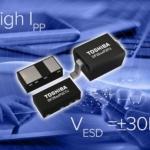 High-peak pulsstrøm TVS-dioder til forsyningsbeskyttelse