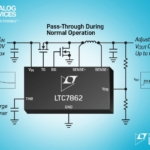 High Efficiency N-Channel Switching Surge Stopper Protects Against 150V Transients