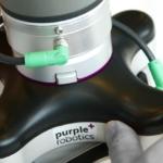 Oplev vakuumgriberen fra Purple Robotics på R-18