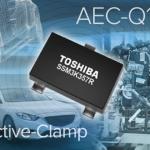 Toshiba lancerer aktiv-clamp MOSFET-serie til relæ-drivere