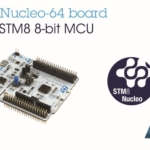 STM8 Nucleo Boards Connect 8-bit Projects to Open-Source Hardware Resources