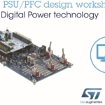 STMicroelectronics and Biricha Digital Power Cooperate to Implement Digital Power Supplies on STM32 MCUs