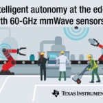 mmWave technology for worldwide industrial market through new 60-GHz sensor portfolio