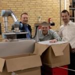 Robot Nordic og Eltraco Automation slår sig sammen