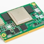 SMARC 2.0 Module with ARM Cortex A72/A53 Processors for Multiprocessing Applications
