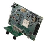 FPGA-baseret løsning til 4K video og billeder