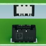 Kompakte printkonnektorer med innovativt kontaktsystem