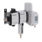 Elektropneumatisk trykregulator til optimal styring