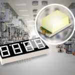 High-Reliability 1608-Size White Chip LED