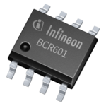60 V linear LED controller ICs from Infineon for general lighting