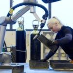 Co-Welder er den første kollaborative svejserobot