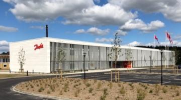 Danfoss indvier i dag nyt campus i Silkeborg