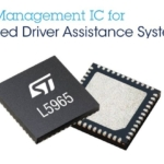 Programmable Power-Management Device Saves Space and Increases Reliability in Advanced Driver-Assistance Systems