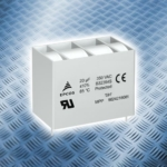 Film Capacitors: Rugged AC filter capacitors with UL 810 approval