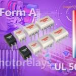 Højstrøms optokoblere opnår UL508-certificering til fabriksautomationsapplikationer