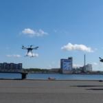 Mobile netværk skal forøge droners rækkevidde