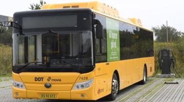 20 elbusser viser vej til fremtidens grønne transport