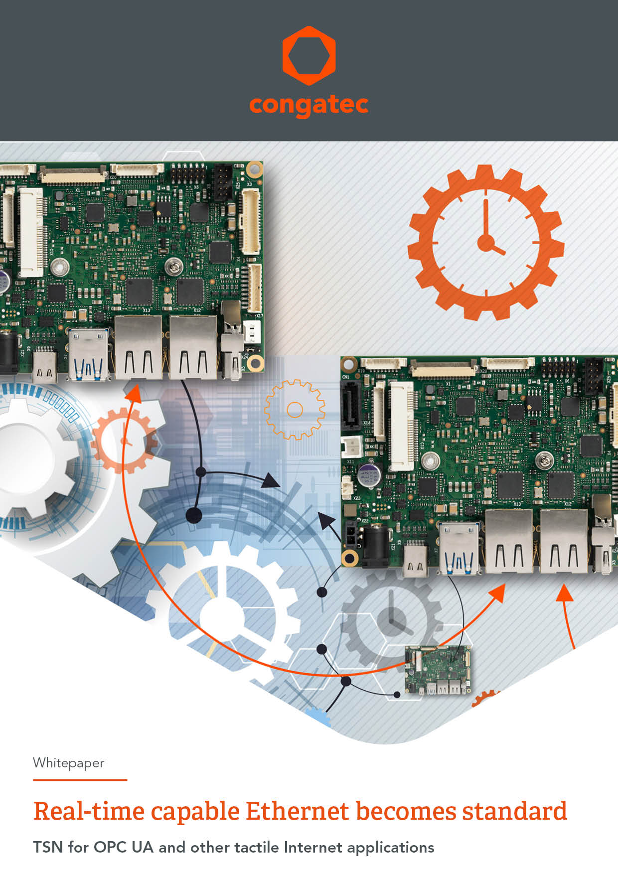 Real-time capable Ethernet becomes standard
