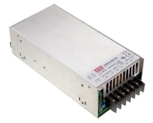 HRP-600N 600W AC/DC strømforsyning til Industri og Elektronik fra MEAN WELL. Forhandler er Power Technic. Ring 70 208 210