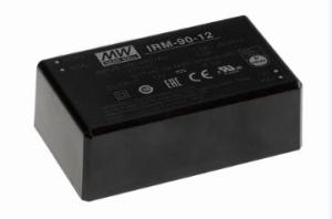 IRM-90 strømforsyning fra MEAN WELL leverandør er Power Technic
