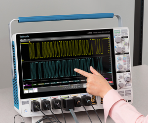 Tektronix MSO5 oscilloskop