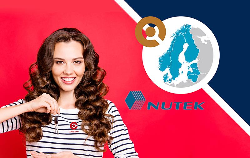 Nyt partnerskab mellem CORE-emt og Nutek