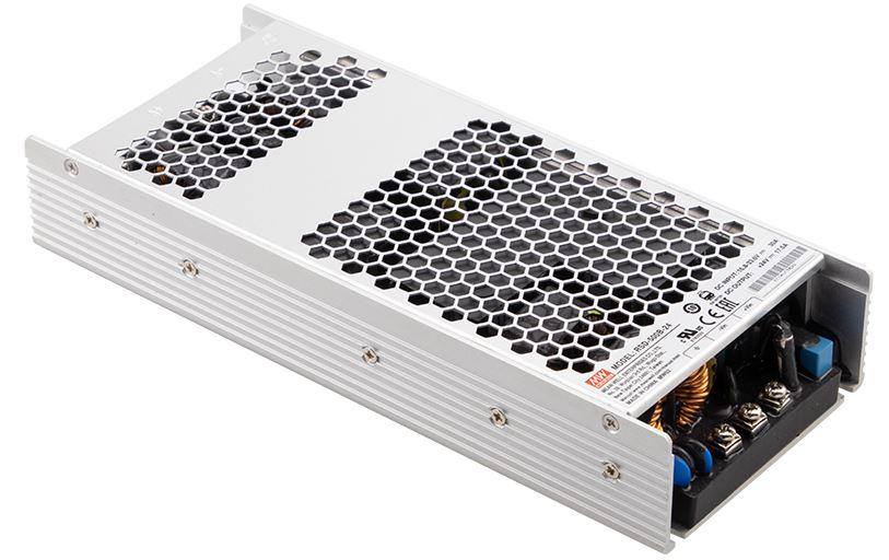 RSD-500 serien fra MEAN WELLhandler er Power Technic. Ring 70 208 210