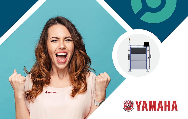 YAMAHA YSP10 Screen Printer vinder Pris