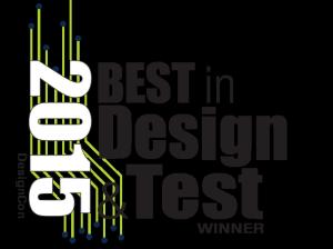 best in design & test
