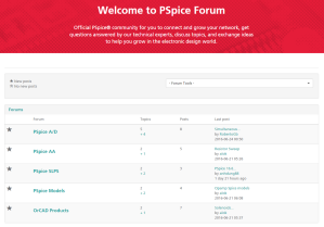 pspice_forum