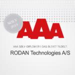 AAA Sølv-diplomet 2019